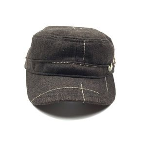 adidas Accessories - Adidas Army Style Baseball Cap Cabbi Newsboy Hat
